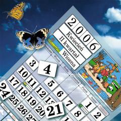 Kalendarz pogody - magnetyczny