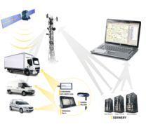 Systemy monitoringu flot samochodowych wraz z zaawansowanym oprogramowaniem.