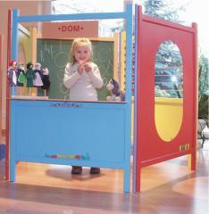 Scenka kukiełkowa przedszkolna