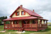 Domy Piętrowe 130 - 150 m2