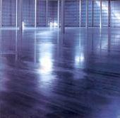Podłoga z betonu zbrojonego