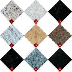 Obudowa granitowa - elementy wykończeniowe ścian i podłóg