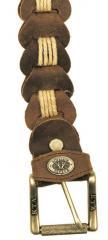 Pasek  8A04 - Hand Braided Belt