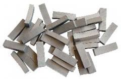 Akcesoria lutownicze-segmenty diamentowe