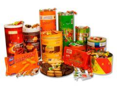 Opakowania do wyrobów cukierniczych