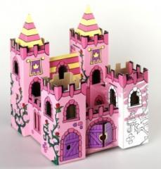 Pałac z kartonu