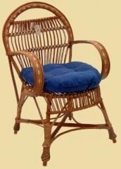 Fotele ażurowe
