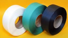 Polypropylene and polystyrene tape