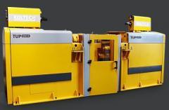 Obrabiarki podtorowe CNC do regeneracji profilu kół jezdnych.