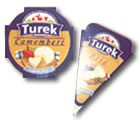 Serek 125g Turek Brie, Camembert