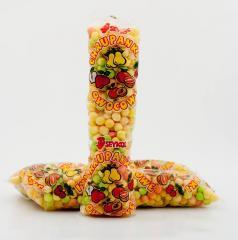 Chrupki kukurydziane owocowe i smakowe