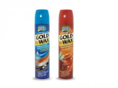 SPRAY GOLD WAX