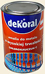 Emalia do metalu Chlorokauczuk C