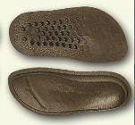 Wkłady sandałowe