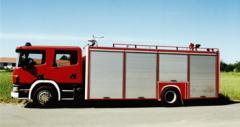 Bojowy wóz strażacki typ SG 4300 CPD - 1