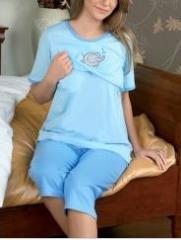 Piżama dla matki karmiącej