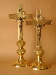 Kupię Krzyże ołtarzowe