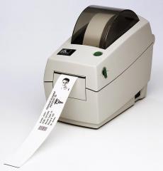 Dwucalowa drukarka termiczna ZEBRA LP 2824 Plus