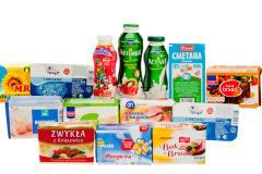 Opakowania dla branży mleczarskiej i tłuszczowej
