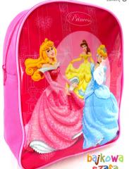 KSIĘŻNICZKI Disney Princess Plecaczek do