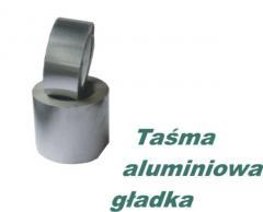 Taśma aluminiowa gładka AlJA 4