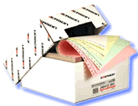 Papier komputerowy - składanka