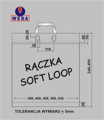Torba Rączka Soft Loop
