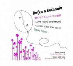 Książka dla dzieci - Bajka o kochaniu