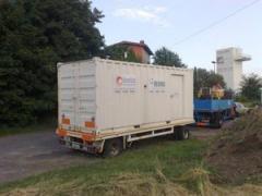 Zestaw do napraw rurociagów wykładziną U Liner firmy Rehau