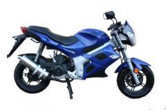 Motorower sportowy Catena