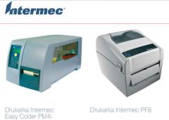 Drukarki etykiet Intermec