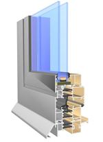 Okna aluminiowe system Imperial