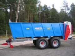 Trailers, dump trailers, tipping trailers