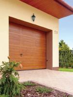 Brama segmentowa garażowa