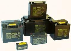 Akumulatory KOBE seria HP i HV