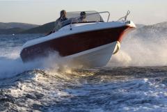 Łódź Atlantic Marine Sun Cruiser 570