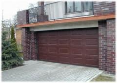 Bramy garażowe segmentowe - Polbico