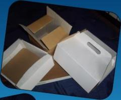 Kartony z tektury falistej