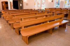Ławki parafialne