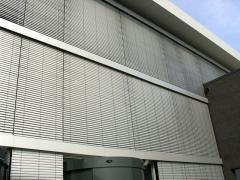 Żaluzje fasadowe Luxaflex