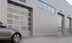 Bramy garażoweprzemysłowe