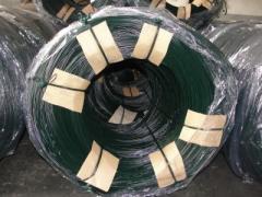 Druty ocynkowane powlekane PVC