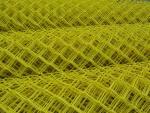 Siatka z drutu stalowego powlekana PVC