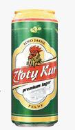 Piwo zloty kur