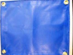 Materiał do produkcji plandek PVC powlekany,