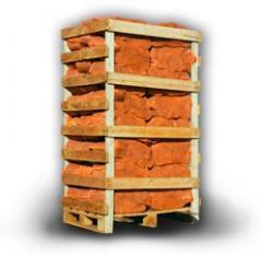 Drewno – w workch 50×80 w skrzyniopalecie
