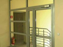 Doors lead upers