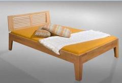 Łóżko z drewna bukowego Venedig IV