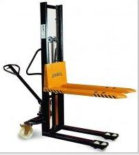 High lift pallet jacks with electrohydraulical