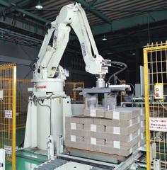 Automaty do automatycznego paletowania